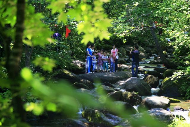 岭东区鸭嘴石--鸭嘴溪