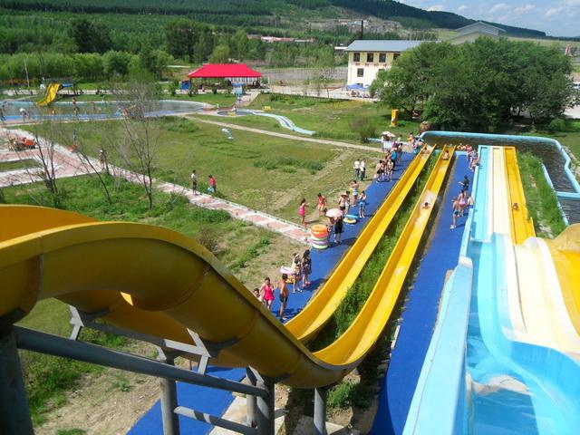 岭东区东湖旅游度假区水上乐园