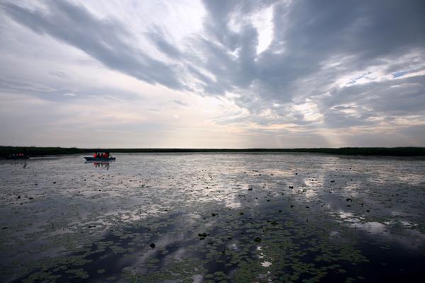 七星河国家级自然保护区风光  作者:潘杰先