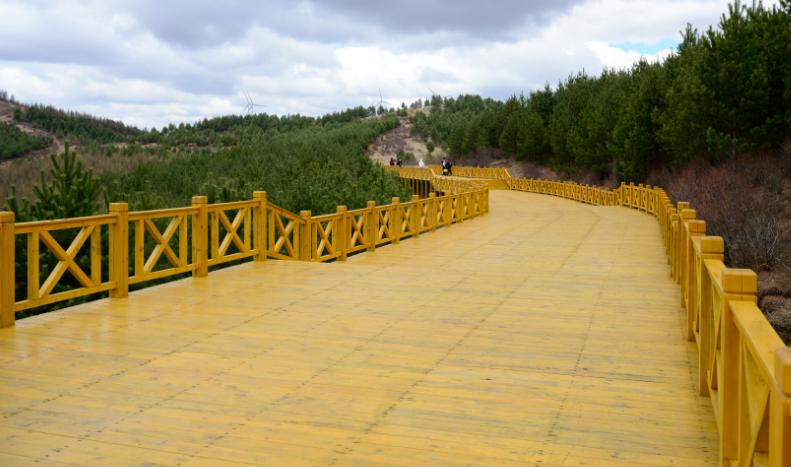 紫云岭观景台